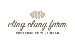 cling clang logo design
