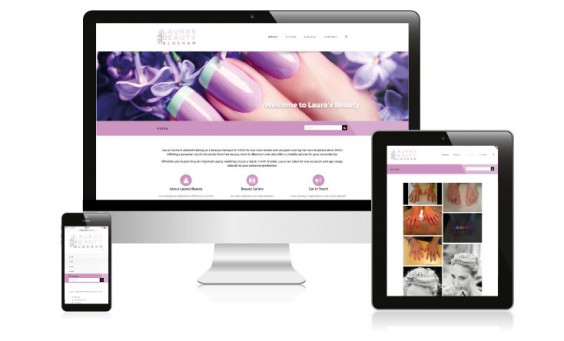 website design oxfordshire case study